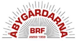 BRF Åbygårdarna